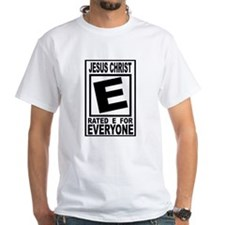 Jesus Christ Rated E for Ever Shirt