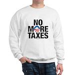 No More Taxes Sweatshirt