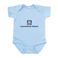 Government Motors Detroit Infant Bodysuit