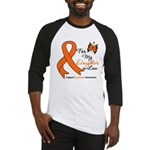 Leukemia Daughter-in-Law Baseball Jersey