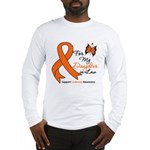 Leukemia Daughter-in-Law Long Sleeve T-Shirt