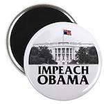 "Impeach Obama 2.25"" Magnet (100 pack)"