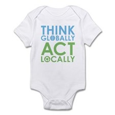Environmentalist Infant Bodysuit