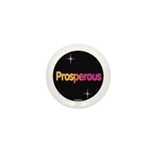 Prosperity Mini Button (10 pack)