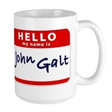 My Name is John Galt Mug