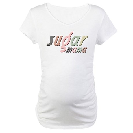 Sugar Mama Maternity T-Shirt