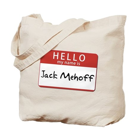 Jack Mehoff Tote Bag