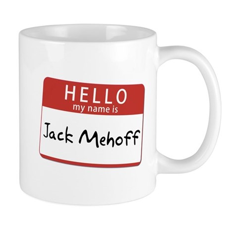 Jack Mehoff Mug