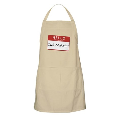 Jack Mehoff BBQ Apron