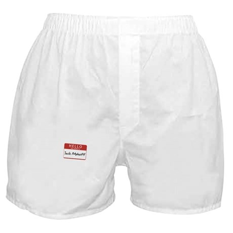 Jack Mehoff Boxer Shorts
