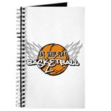 Eat Sleep Play Basketball Journal