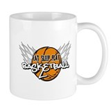 Eat Sleep Play Basketball Mug