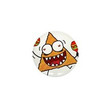 Cute Wild dogs Mini Button (10 pack)