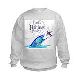 Fish Crew Neck