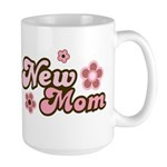 New Mom Large Mug