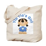Yia Yia's Girl Cute Tote Bag