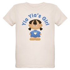 Yia Yia's Girl Cute T-Shirt