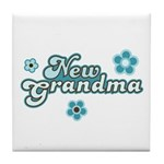 New Grandma Tile Coaster