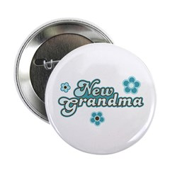 "New Grandma 2.25"" Button (10 pack)"