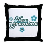 New Grandma Throw Pillow