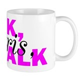 Walk Paris Walk Mug