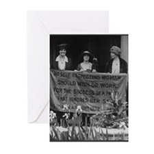 No self-respecting woman . . Alice Paul (10 cards)