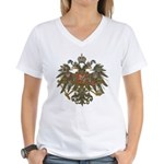 Romanov Dynasty Women's V-Neck T-Shirt