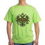 Romanov Dynasty Green T-Shirt