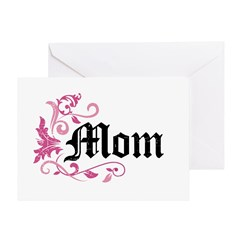 Mom Vintage Greeting Card