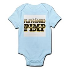 Playground Pimp Infant Bodysuit