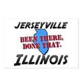 jerseyville illinois - been there, done that Postc