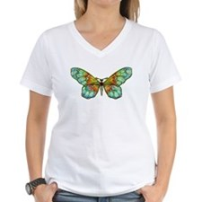Art Nouveau Butterfly Shirt
