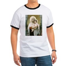 Madonna of the Roses T