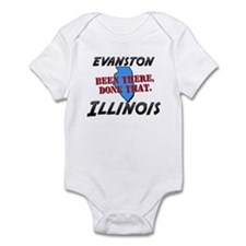 evanston illinois - been there, done that Infant B