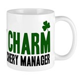 Fish Hatchery Manager lucky c Coffee Mug