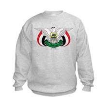 yemen Coat of Arms Sweatshirt