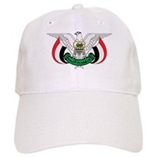 yemen Coat of Arms Baseball Cap