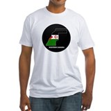 Flag Map of Western Sahara Shirt
