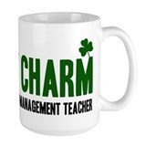 Construction Management Teach Mug