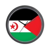 Sahrawi Wall Clock