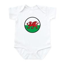Welsh Island Infant Bodysuit