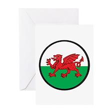 Welsh Island Greeting Card