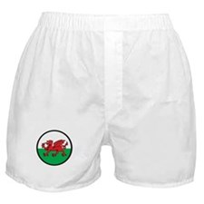 Welsh Island Boxer Shorts