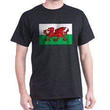 Welsh Island Flag T-Shirt