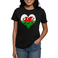 I Love Welsh Island Tee