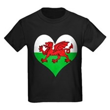 I Love Welsh Island T