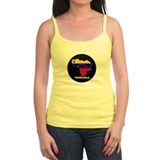 Flag Map of Venezuela Ladies Top