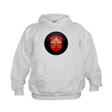 Coat of Arms of Vatican City Hoodie