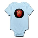 Coat of Arms of Vatican City Infant Bodysuit
