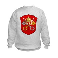 Vatican City Coat of Arms Sweatshirt